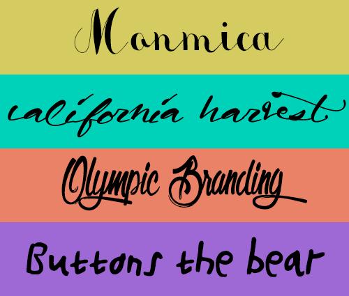 tipografias 1