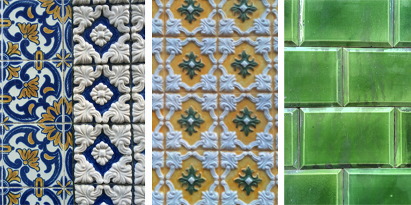 Collage azulejos 3