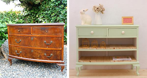 Antes y despu s muebles umidori estudio - Pintar muebles de cocina antes y despues ...
