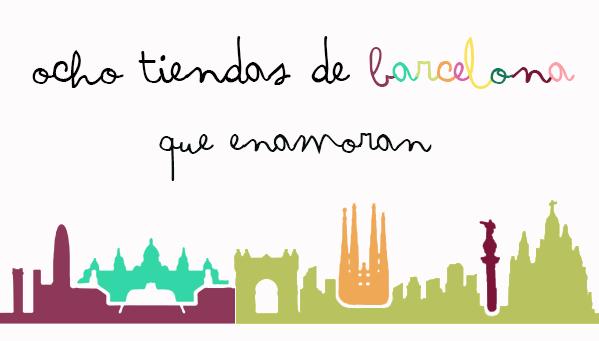 Tiendas de Barcelona