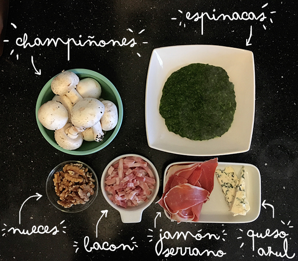 1Ingredientes