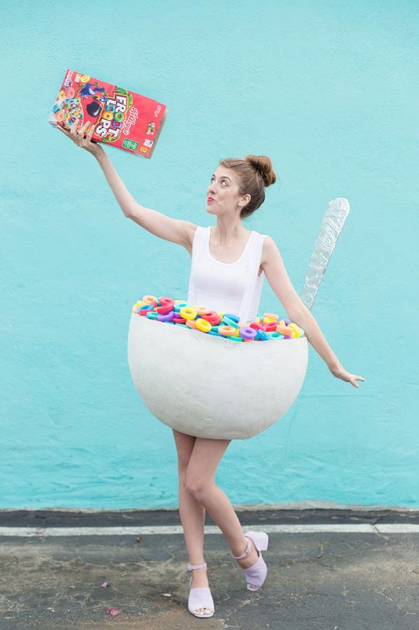 Disfraz cereales