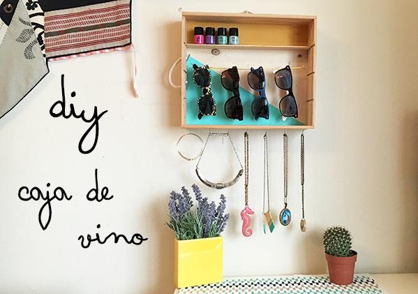 Tutorial caja de vino