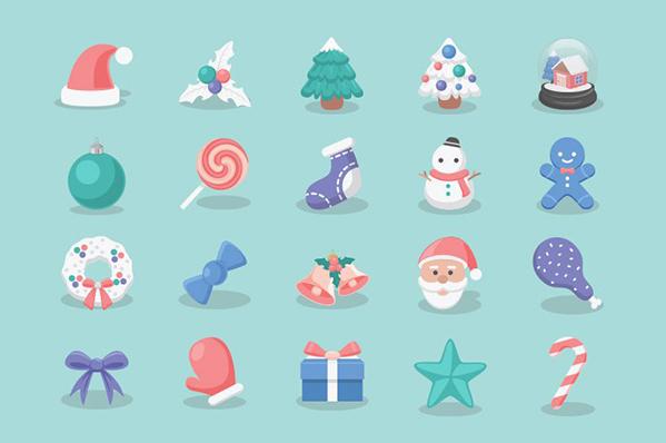 free-christmas-icons-1